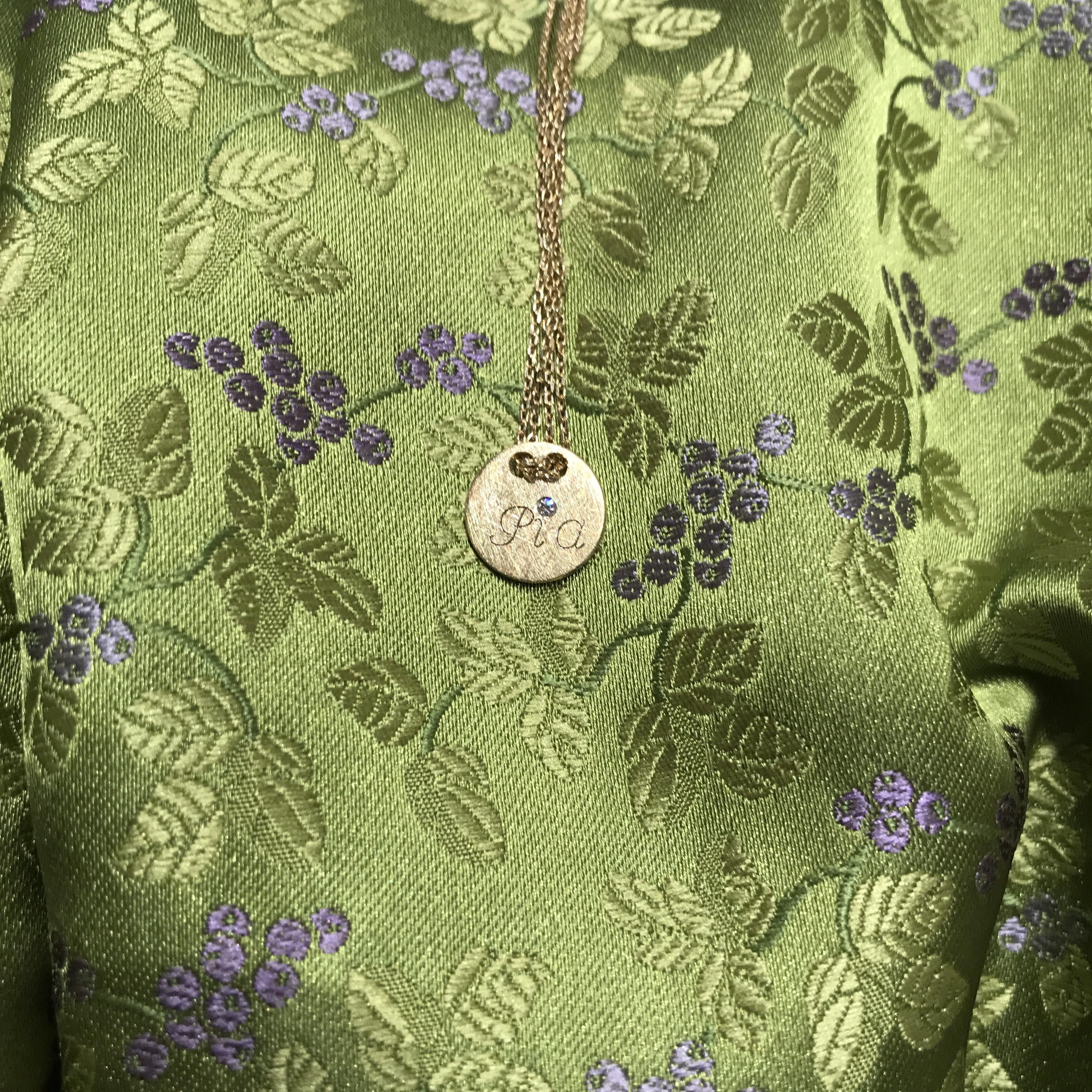 Wishcircle Halskette